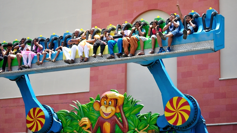 Wonderla Water Park Hyderabad