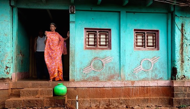 A Home in Shani Shingnapur