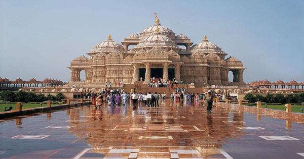 Akshardham Temple, Ahmedabad