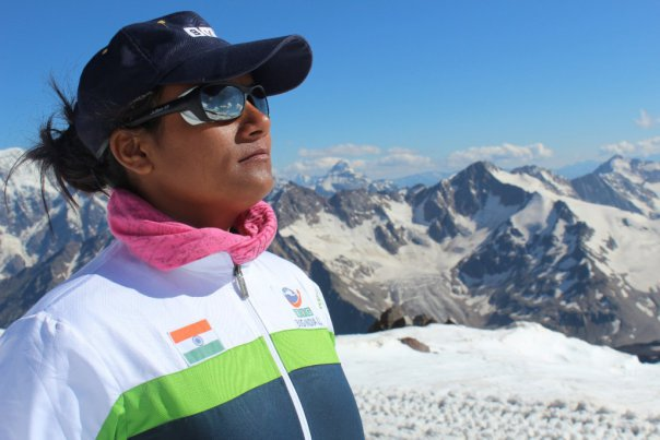 Arunima Sinha - First Female Amputee to Climb Mt.Everest