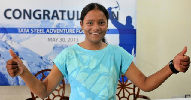 Arunima Sinha - Worlds First Female Amputee to Climb Mt.Everest