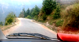 Best Road Route from Delhi to Khajjiar