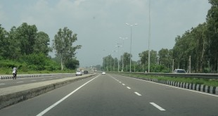 Best Road Route from Delhi to Ludhiana