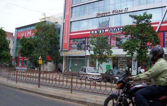 CG Road, Ahmedabad