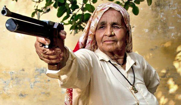 Dadi Chandro – World's Oldest Professional Sharpshooter !