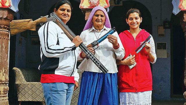 Dadi Chandro World's Oldest Sharp Shooter