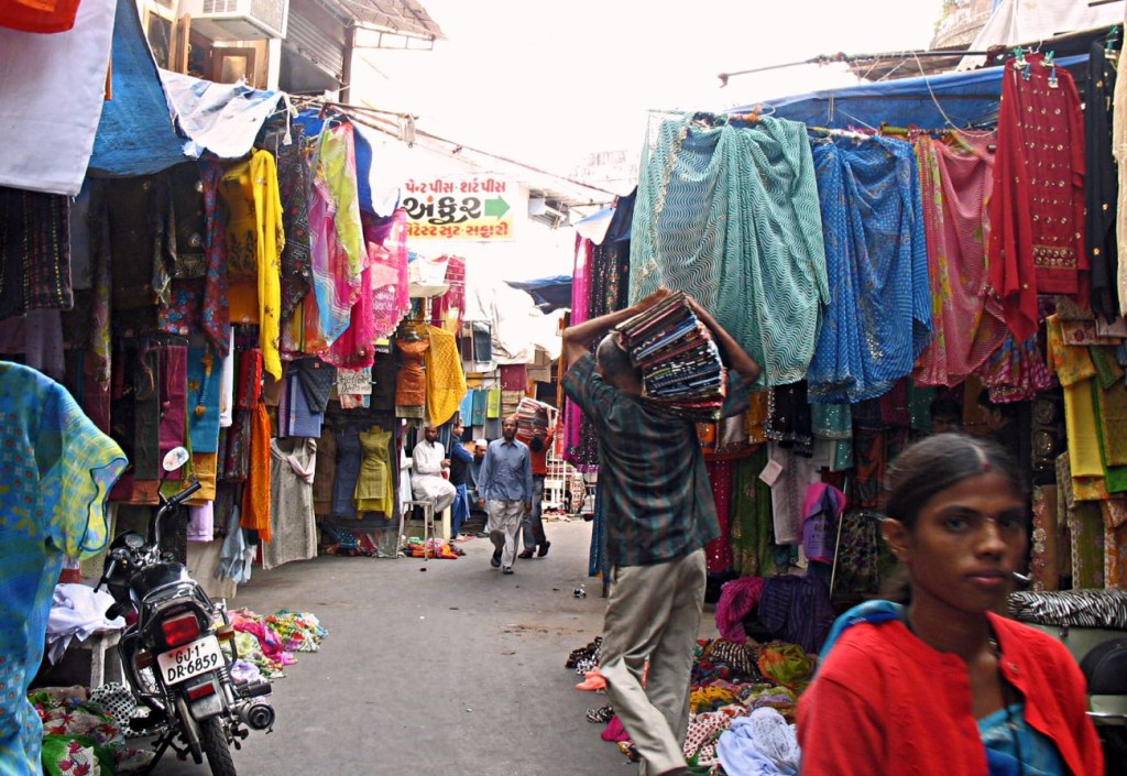 Dhalgarwad Market, Ahmedabad