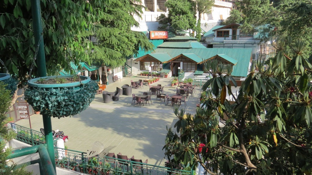 First Look of Mongas Hotel, Dalhousie