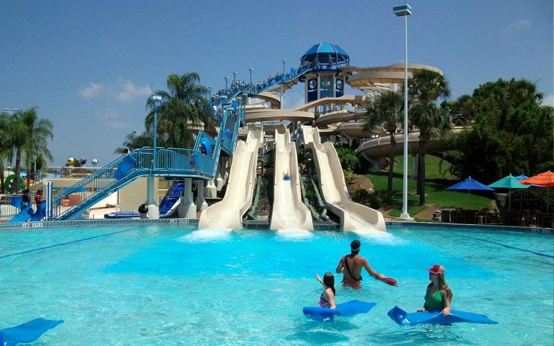 Fun Village Water Park, Lucknow