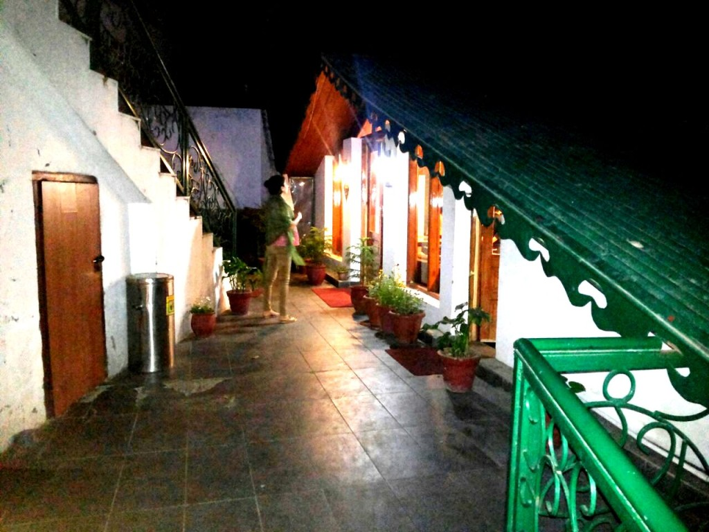 Hotel Mongas Dalhousie Restaurant