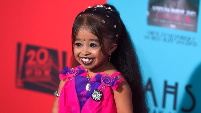 Jyoti Amge Worlds Shortest Women