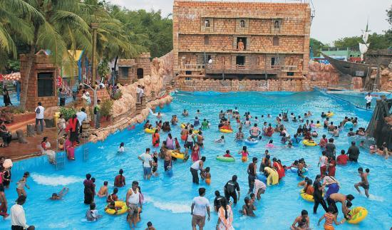 Kishkinta Water Park, Chennai
