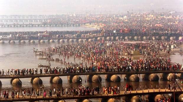 Kumbh Mela Allahabad