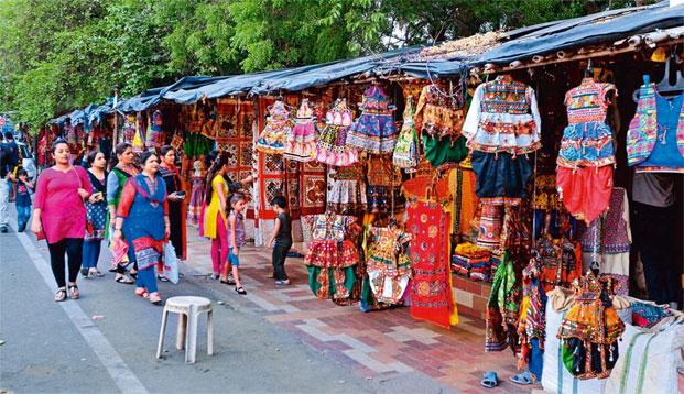 Law Garden Market, Ahmedabad