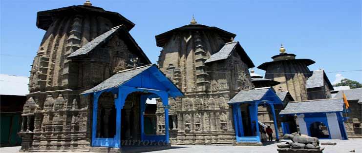 Laxmi Narayan Temple Dalhousie