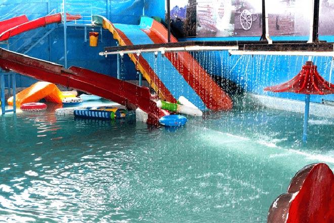 Maniar's Wonderland Water Park, Ahmedabad