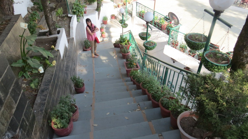 Mongas Hotel Dalhousie Location