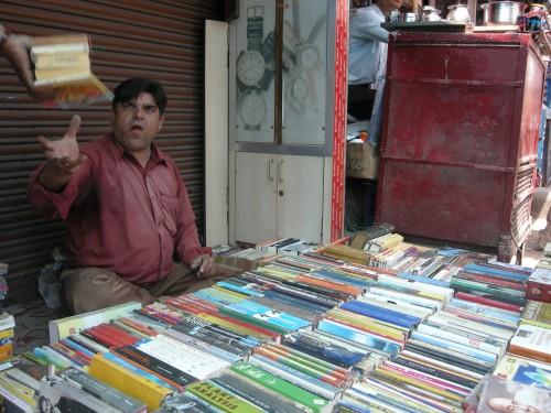 Old Books Market, Ahmedabad
