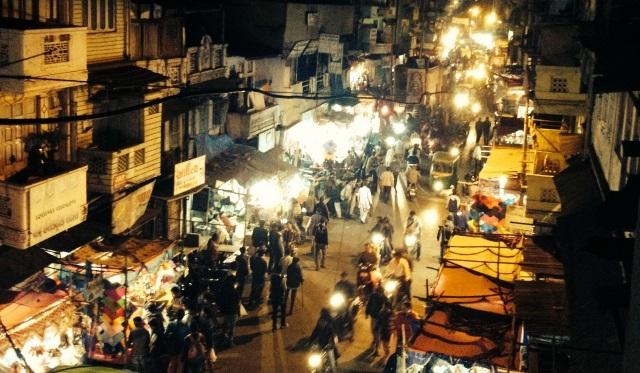 Raipur Gate Market, Ahmedabad