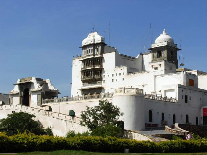 Sajjan Garh (Monsoon Palace), Udaipur