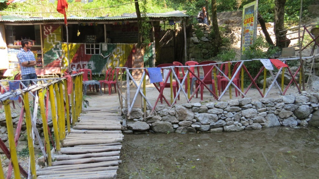 Shiva Cafe, Panchpula, Dalhousie