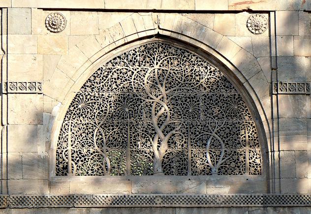 Sidi Sayed Masjid, Ahmedabad