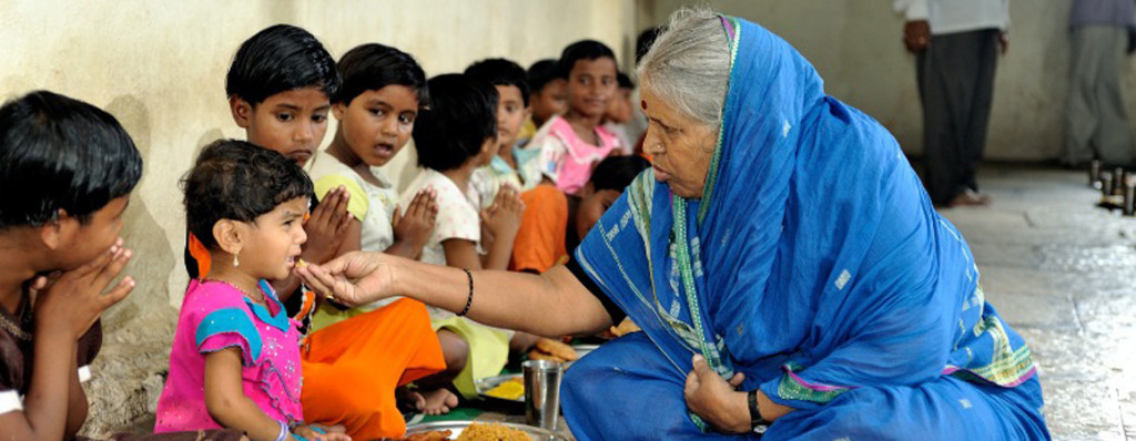 Sindhutai Sapkal - Mother of Orphans