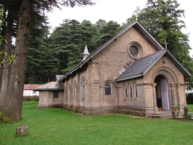 St John's Church Dalhousie