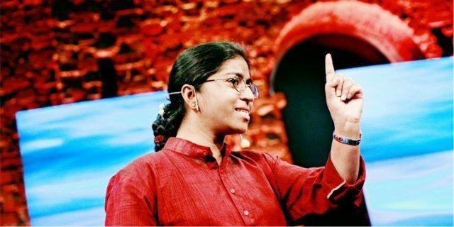 Sunitha Krishnan Speech
