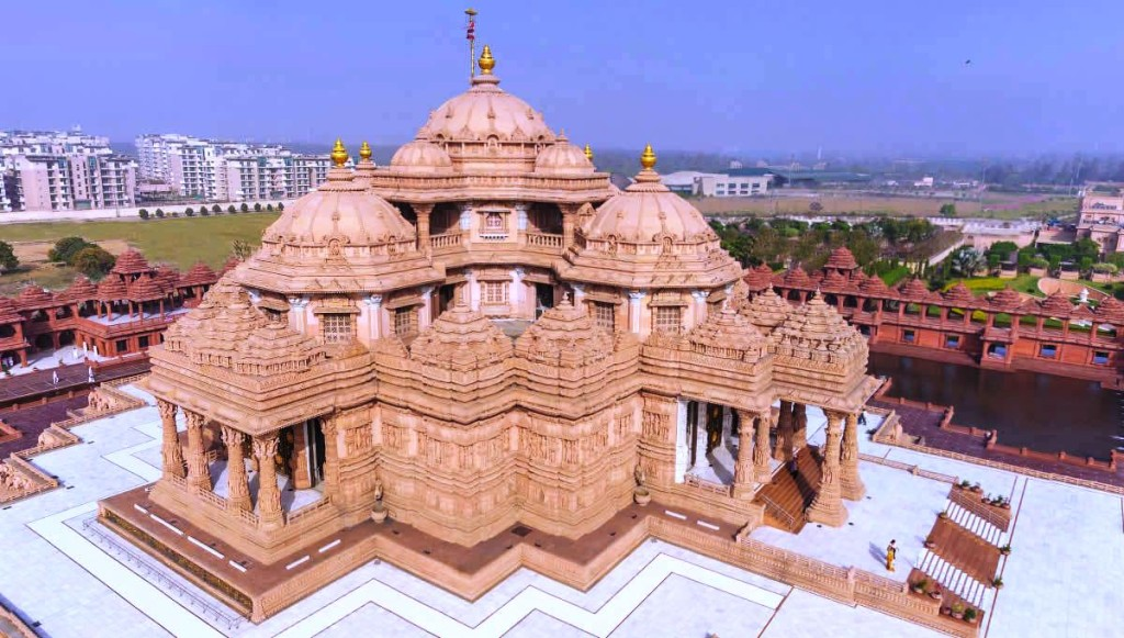 Image result for Akshardham Temple, New Delhi