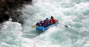 Best Places in India for River Rafting