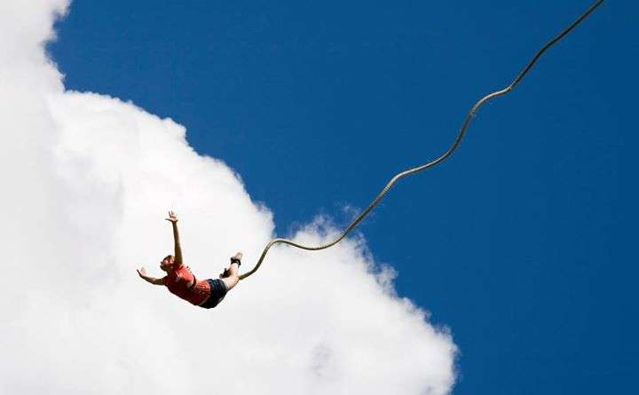 Bungee Jumping in Bangalore