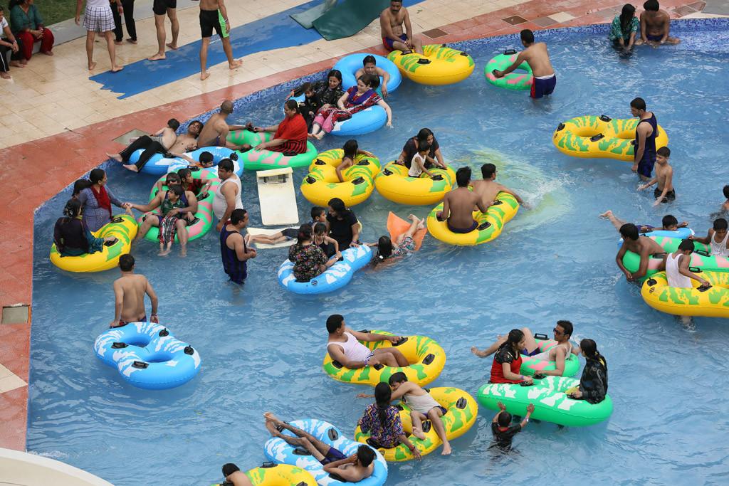 Crescent Water Park, Indore
