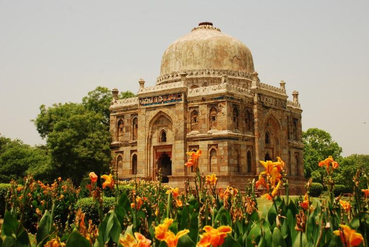 Lodi Gardens Sheesh Gumbad