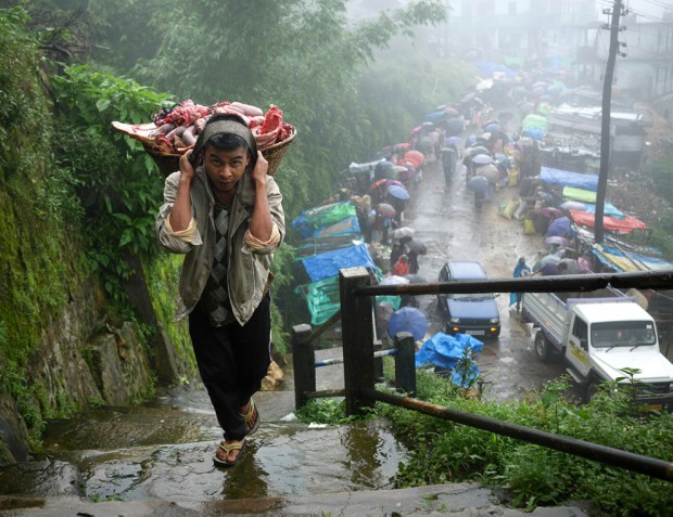 Mawsynram - Wettest Place on Earth