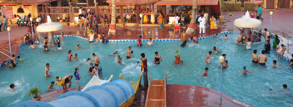 Nakhrali Dhani Water Park, Indore