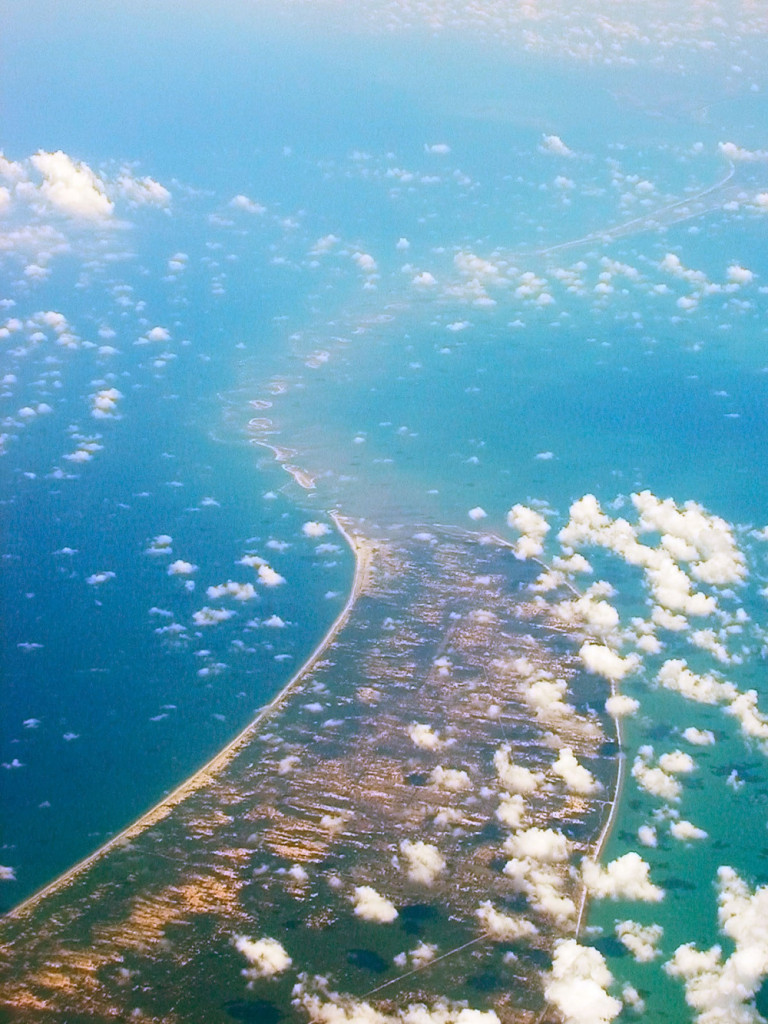 Rama Setu (Adam's Bridge)