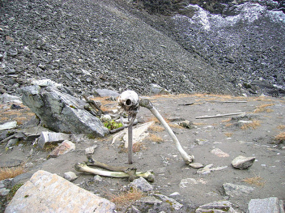 Roopkund Skeletons