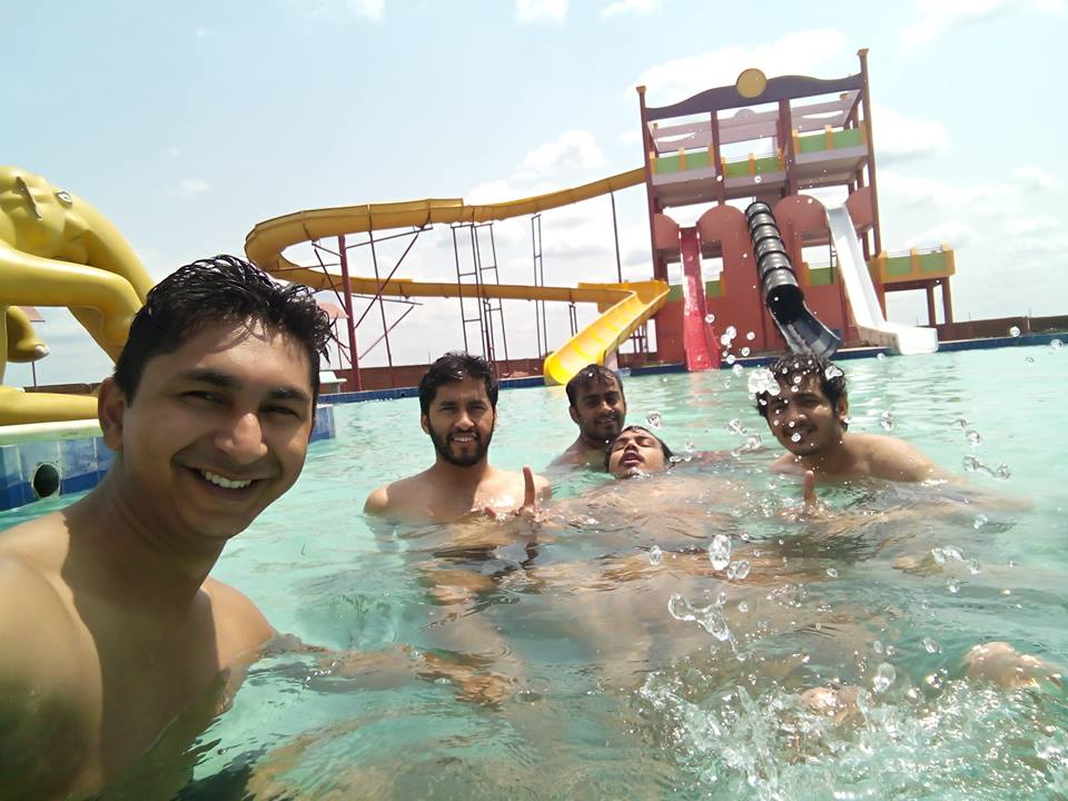 Satyam Water Park, Indore