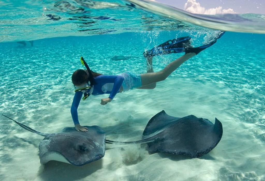 Scuba Diving in Grand Island