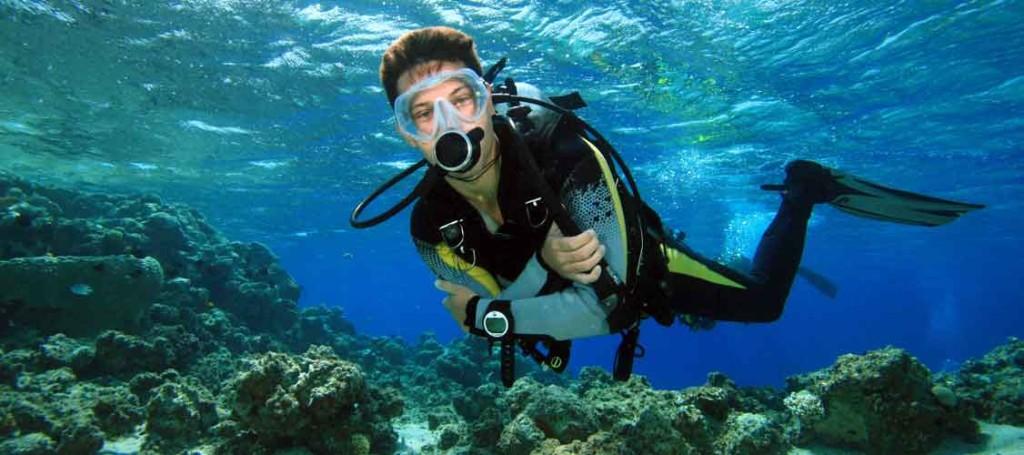 Scuba Diving in Havelock Island