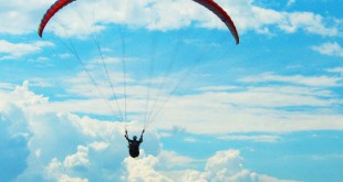 Top 5 Places in India for Paragliding