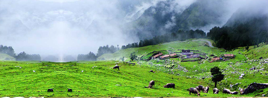 Top 10 Places To Visit Near Delhi In Monsoon