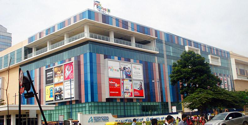 Ascendas Park Square Mall, Bangalore