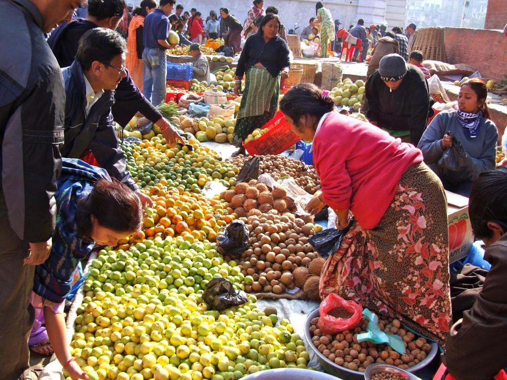 Azadpur Market