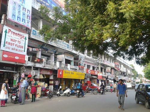 Bhootnath Matket Lucknow
