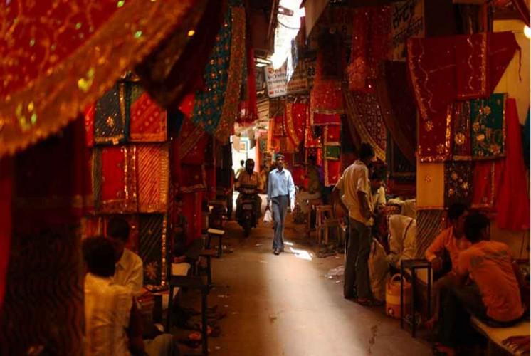 Chandpole Bazaar, Jaipur