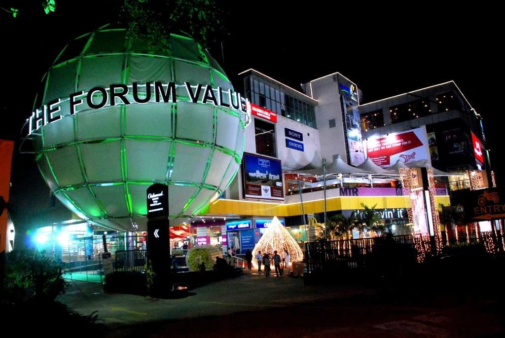 Top 10 Shopping Malls in Bangalore Travel Guide India