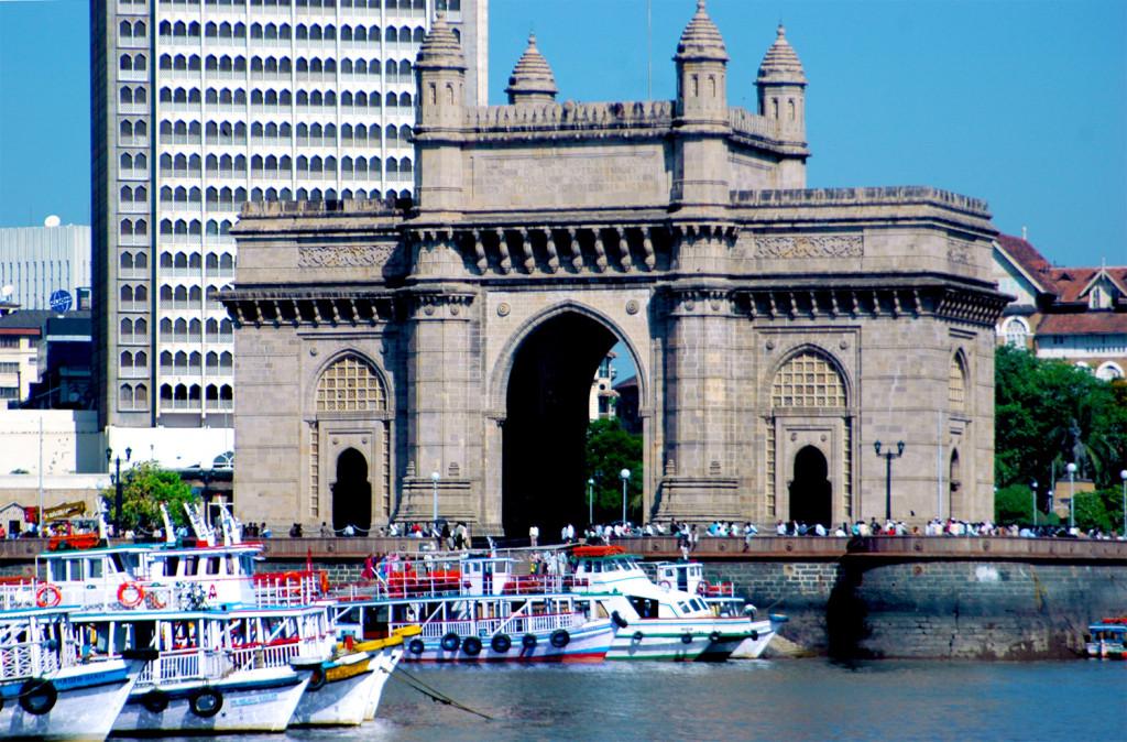 Gateway and Taj Hotel