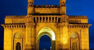 Gateway of India Night View